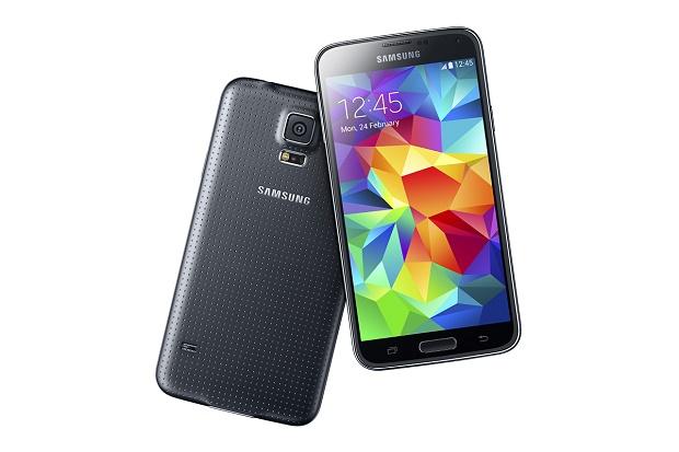 Представлен смартфон Samsung Galaxy S5
