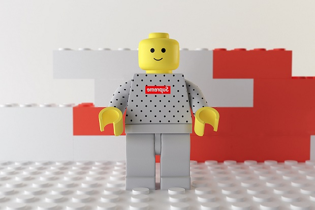 Симеон Георгиев украсил фигурки LEGO стритвеар брендами