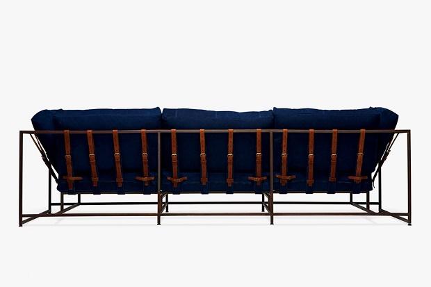 Коллаборационная мебель Cаймона Миллера и Стивена Кенна