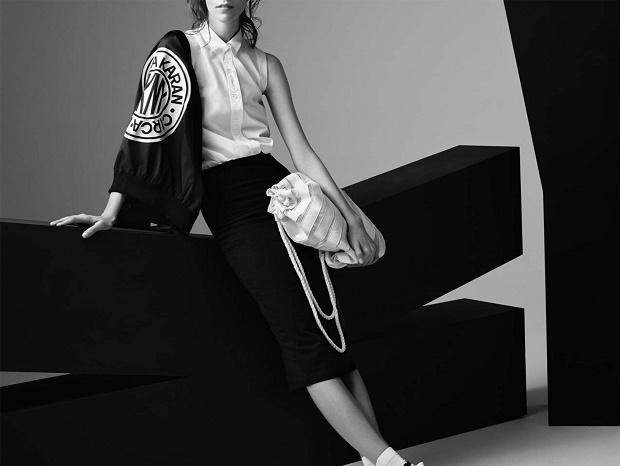 Совместная коллекция одежды DKNY x Opening Ceremony Весна/Лето 2014