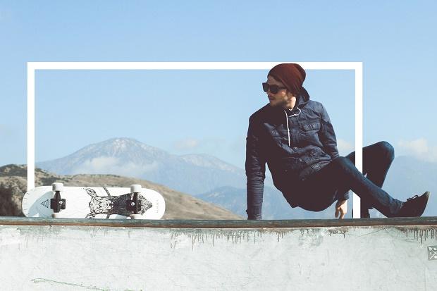 Rоллекция скейтбордов SOVRN Весна 2014