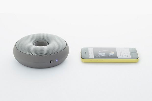Bluetooth-спикер Spalvieri/Del Ciotto Studio Hoop