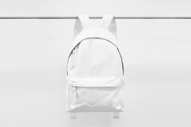 Рюкзак Stampd White Leather