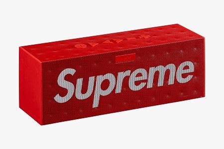 Портативная акустика Supreme x Jawbone Big Jambox