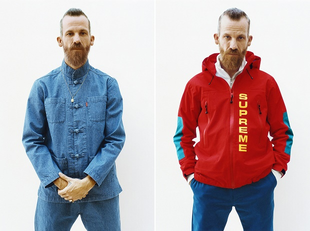 Лукбук коллекции одежды марки Supreme Весна/Лето 2014