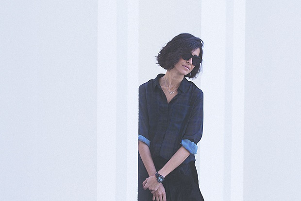 Лукбук новой коллекции TRIWA Весна/Лето 2014