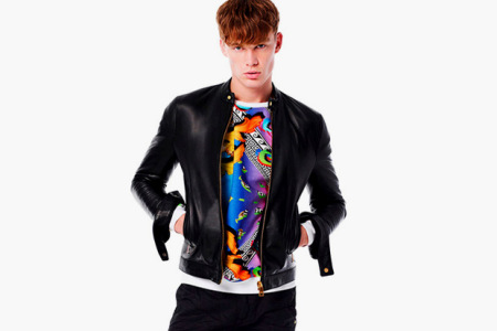 Лукбук новой коллекции одежды Versus Versace Осень/Зима 2014