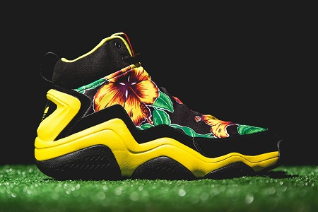 Кроссовки adidas Originals by Jeremy Scott FYW Prime Skin Floral