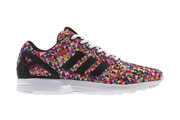 """Коллекция кроссовок adidas Originals ZX FLUX """"Photoprint"""""""