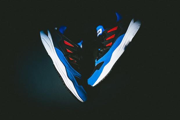 Кроссовки adidas Originals Torsion Allegra Blue/Red-Black-Run White
