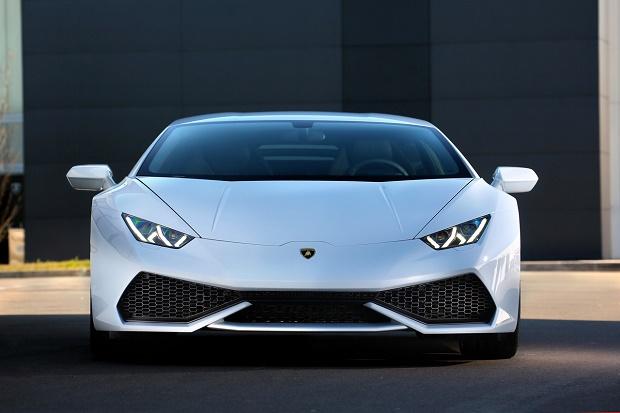 Lamborghini опубликовали детали о Huracán LP 610-4