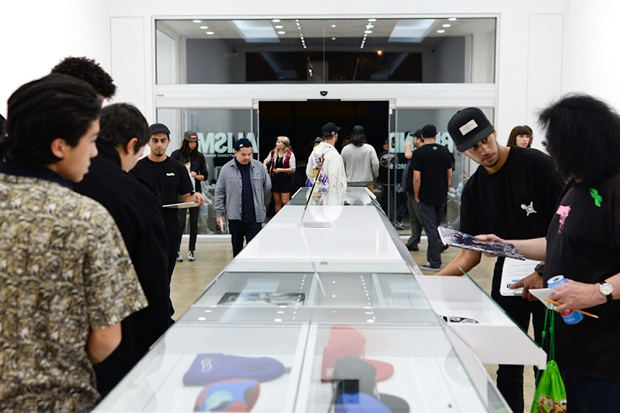 """Авторская выставка работ Антонио Браско """"BRANDALISM"""" в Лос-Анджелесе"""