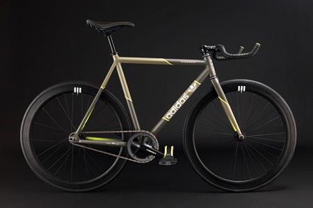 Марки Adidas и Bombtrack представили совместную модель велосипеда