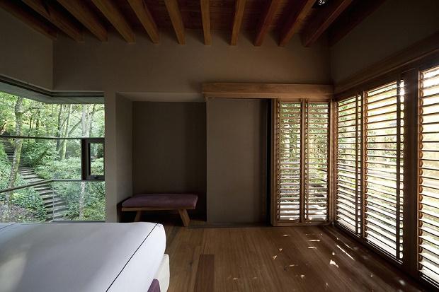 Частный дом из бетона Maza от CHK arquitectura