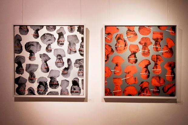 "Выставка CYRCLE. ""OVERTHRONE: Pooring Reign"" в Лондоне"