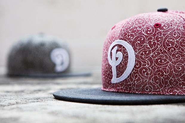 Коллекция 6-панельных кепок от Dssent Весна 2014