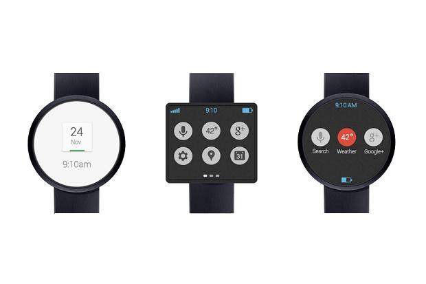 Озвучены предполагаемые характеристики умных часов Google/LG