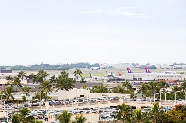 Интерьер штаб-квартиры Hawaiian Airlines