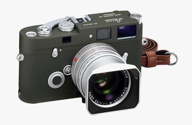 Ограниченный тираж Leica: MP и X2