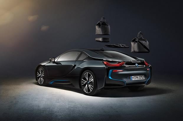 Louis Vuitton создали багажную коллекцию для BMW