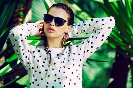 Лукбук коллекции одежды марки Bershka Весна/Лето 2014