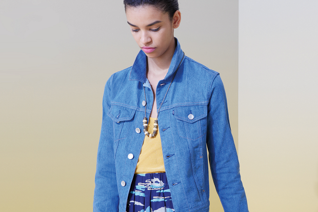 Лукбук новой коллекции одежды Levi's Made and Crafted Весна 2014