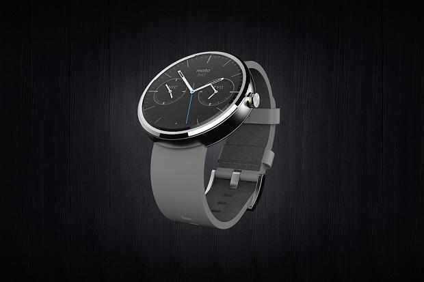 Motorola представила смарт-часы Moto 360