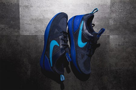 "Кроссовки Nike Solarsoft Run ""Midnight Navy"""