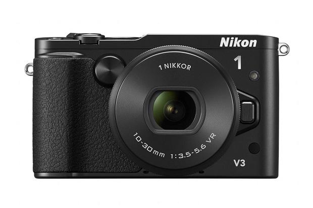 Беззеркальная камера Nikon 1 V3 представлена официально