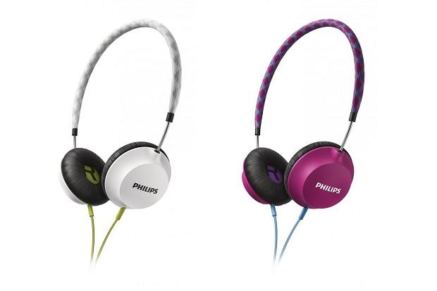 Philips предлагает ультралегкие наушники CitiScape Strada SHL5100