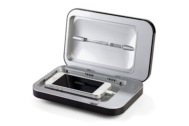 Дезинфицирующее средство PhoneSoap UV для iPhone