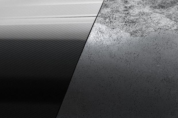 Трехметровый диван из углеродного волокна для Peugeot Design Lab