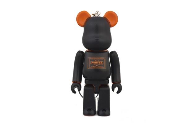 "Фигурка Porter x Medicom Toy 100% Bearbrick ""PORTER STAND"""
