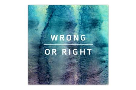 Премьера нового мини-альбома Kwabs - Wrong or Right