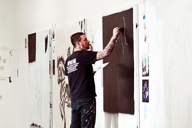 """Выставка """"The Studio"""" от Уэса Лэнга в ARoS Museum"""