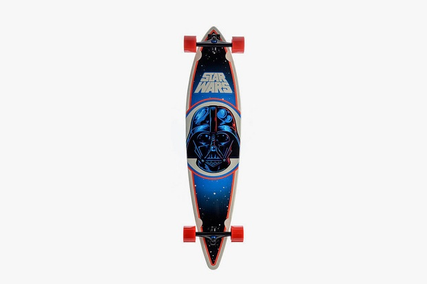 Коллаборация Santa Cruz Skateboards x Star Wars 2014
