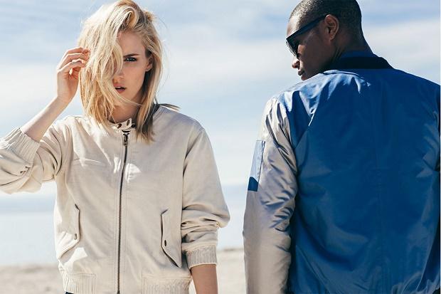 Лукбук коллекции одежды марки Shades of Grey Весна/Лето 2014
