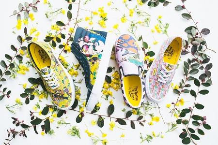 Старт продаж коллекции кед The Beatles Yellow Submarine x Vans