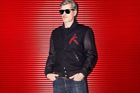 Университетская куртка Kavinsky x Surface to Air