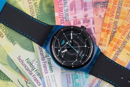 Часы Swatch SISTEM51