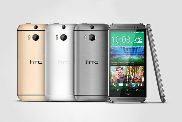 HTC представила новую модель One M8