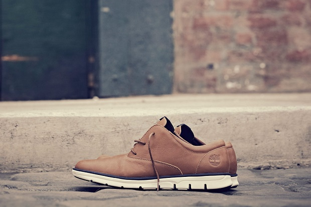 Коллекция обуви Earthkeepers Bradstreet от Timberland Весна/Лето 2014