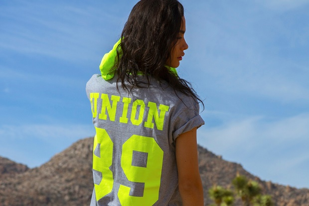 "Коллекция одежды UNION ""89″"