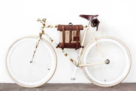 Велосипед Atelier de l'Armée для Smog Bicyclettes