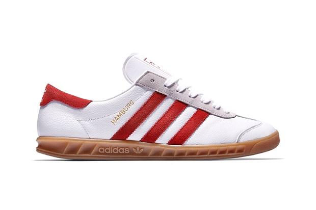 Кеды adidas Originals Hamburg