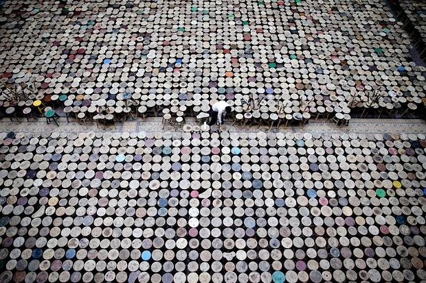 Выставка современного китайского художника Ай Вэйвэя в Мартин-Групиус-Бау