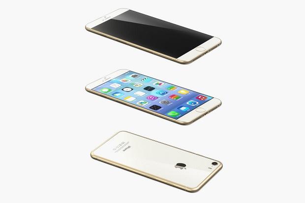 Концепт iPhone 6 на основе утечек