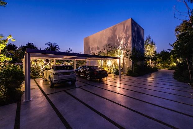 Дизайн дома The Cubes от студии Nestor Sandbank