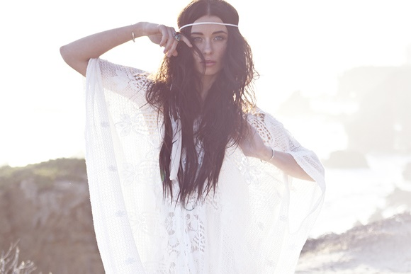 Лукбук коллекции одежды марки Free People Весна 2014