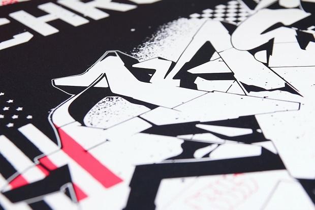 Гравюры New Era x Ground Release